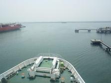Mudik Lebaran 2018, Kapal Laut Sepi Peminat