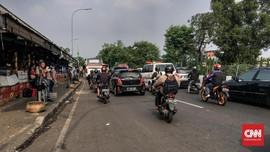Terminal Bayangan Pasar Rebo Masih Jadi Idola Pemudik