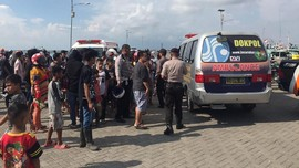 Kronologi Tenggelamnya KM Arista di Perairan Makassar