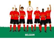Berdasarkan Statistik, Belgia Juara Piala Dunia 2018!