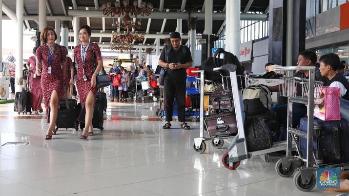 Bandara tersebut diperkirakan rampung pada 2024 mendatang dengan luas wilayah bandara minimal 2.000 hektar.