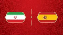 LIVE: Iran vs Spanyol