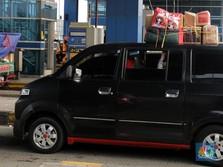 Jumlah Mobil di Tol Cikampek Akan Dibatasi Saat Arus Balik