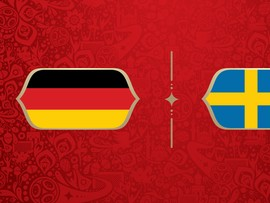 LIVE: Jerman vs Swedia di Grup F Piala Dunia 2018
