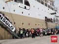 Kemenhub Siagakan 378 Kapal untuk Arus Balik di H+7 Lebaran