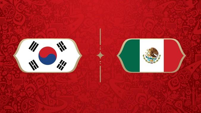 LIVE: Korea Selatan vs Meksiko di Grup F Piala Dunia 2018