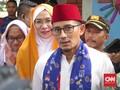 Sandiaga Ingin Anak Betawi Jadi Tuan Rumah di Negeri Sendiri