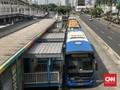 Jakarta Mulai Sepi Ditinggalkan Pemudik ke Kampung Halaman