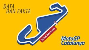 INFOGRAFIS: Fakta MotoGP Catalunya 2018