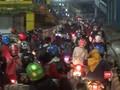 VIDEO: 21 Ribu Sepeda Motor Menyebrang Lewat Pelabuhan Merak