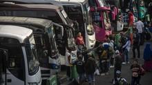 Kemenhub Bingung Sektor Angkutan Darat Dilonggarkan dari DNI
