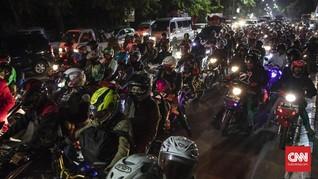 Polisi Akan Terapkan <i>One Way</i> Saat Mudik Lebaran
