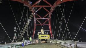 Pembangunan Jembatan Penajam-Balikpapan Capai Rp11,6 Triliun