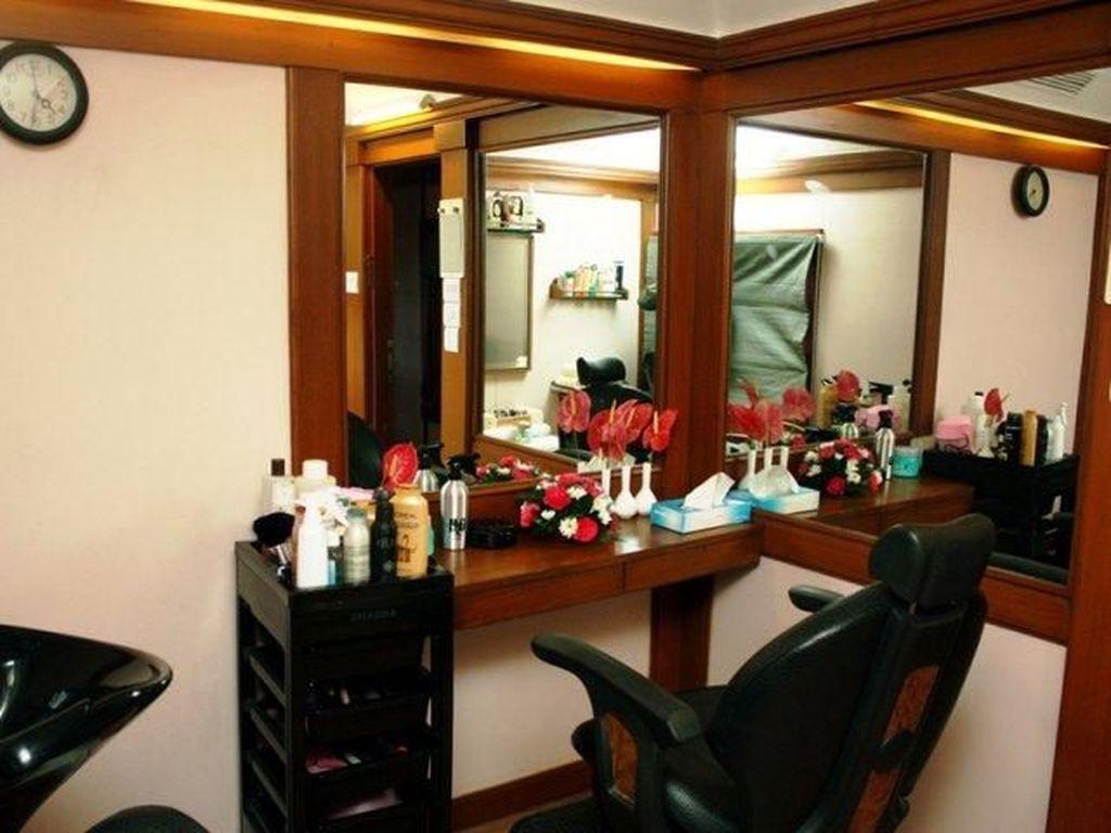 Kereta yang sudah beroperasi sejak 2004 ini memiliki fasilitas mulai dari salon hingga tempat fitnes. Istimewa/Deccan Odyssey.