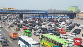 Usai Lebaran, 808 Ribu Kendaraan Telah Kembali ke Jakarta