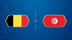 LIVE: Belgia vs Tunisia di Grup G Piala Dunia 2018