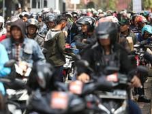 Melaju Kencang, Honda Tak Terbendung Kuasai Pasar Motor RI