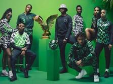 Rekor! 3 Juta Orang Pesan Jersey Piala Dunia Nigeria