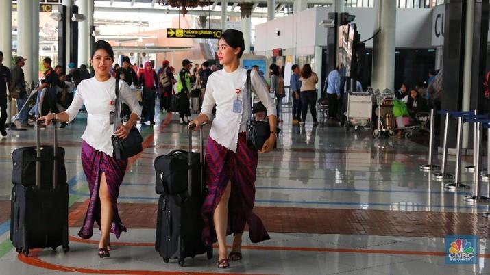 Teror Virus Corona, Bandara Soetta dan Bali Fokus Siaga