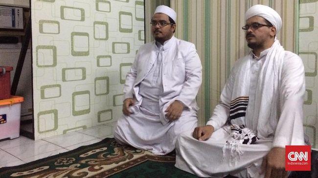 Menantu Rizieq Shihab Ramaikan Acara Buka Puasa FPI