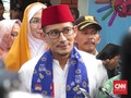 Sandi Bakal Tangani Persoalan Uang Saku Atlet Jakarta