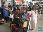 Total Pemudik di 15 Bandara AP II Capai 5,5 Juta Orang