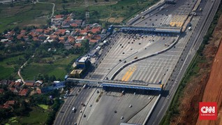 Gerbang Tol Cikarang Utama Hilang 23 Mei, Tarif Tol Berubah