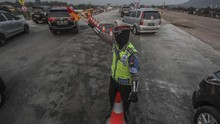 Kecelakaan Lalu Lintas Turun 30 Persen Selama Lebaran 2018