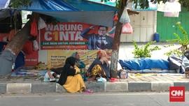 Jelang Lebaran di Tenda Darurat Negara Orang