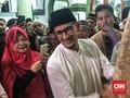 Sandiaga Uno: 90 Persen UMKM Terdampak Banjir Jakarta
