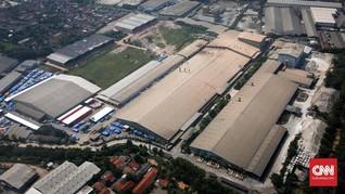 Menperin: Industri Banten Tak Terdampak Tsunami Selat Sunda