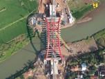 Jembatan Kali Kuto Bisa Dilalui, Memperlancar Arus Mudik