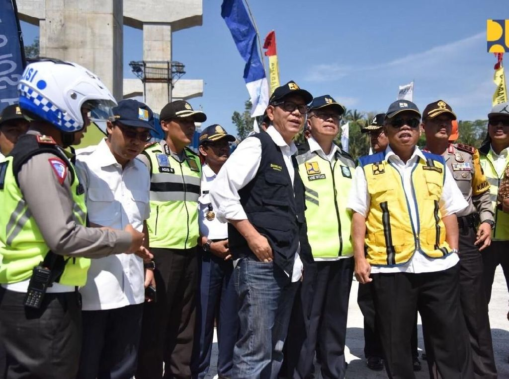 Menteri Pekerjaan Umum dan Perumahan Rakyat (PUPR) menjelaskan Jembatan Kalikuto merupakan _missing link_ dari tol trans jawa sepanjang 760 km dari Jakarta hingga Surabaya. Kalau tidak tersambung, rasanya kurang lengkap dan sempurna.