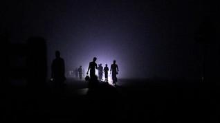 FOTO: Perjuangan Hidup Rohingya di Tengah Konflik