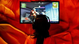 FOTO: Melihat Teknologi Gim Terkini di Pameran E3