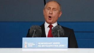 Anggota Pussy Riot: Media Amerika Terlalu Besarkan Putin