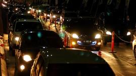 Simpang Mengkreng Kediri Salah Satu Titik Macet Mudik Natal
