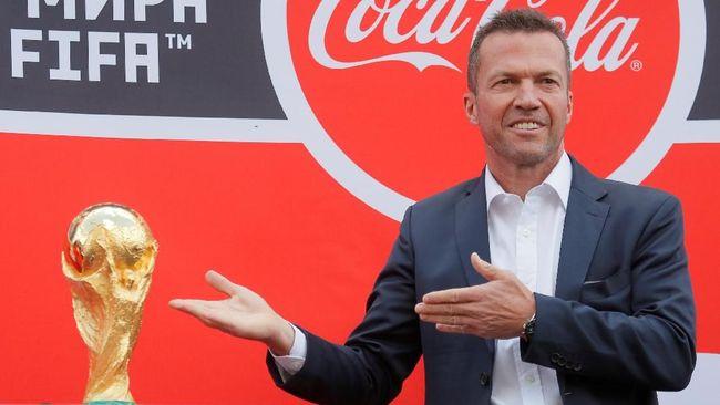 Lothar Matthaeus, Pemain Paling Sering Tampil di Piala Dunia