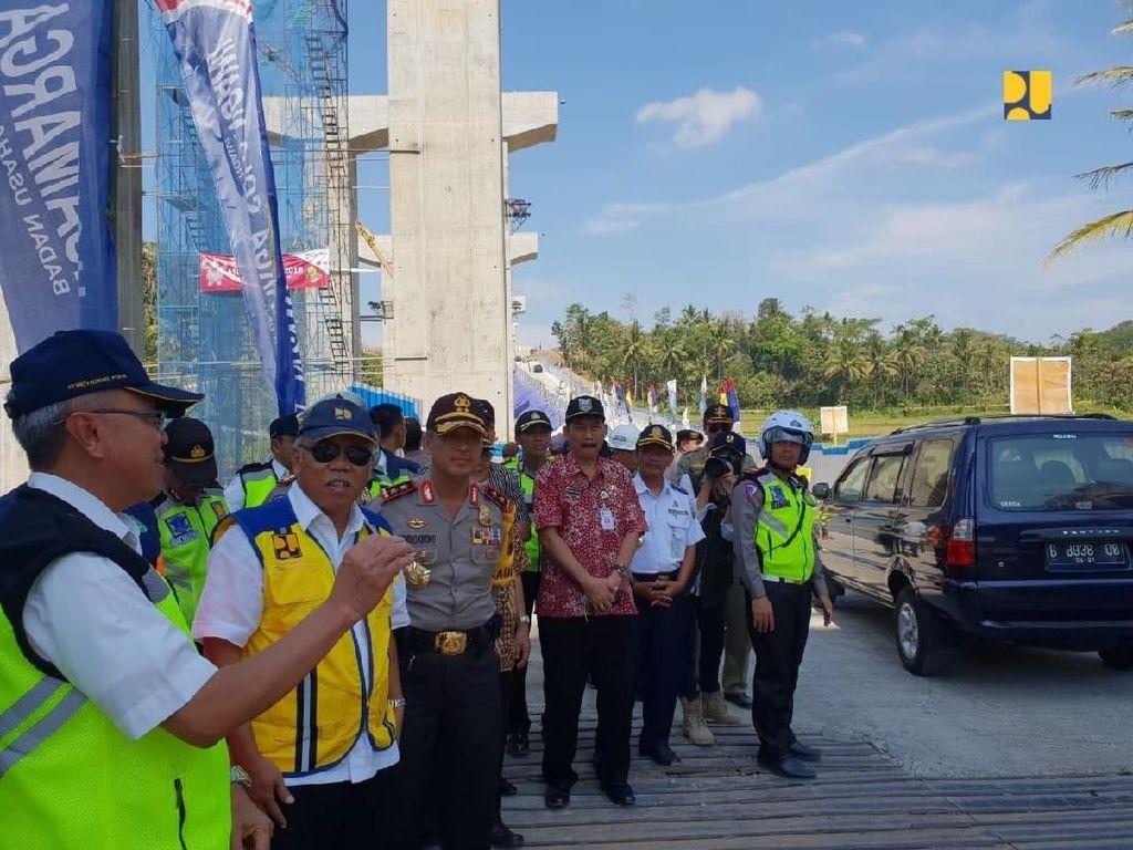 Pembangunan Tol Batang-Semarang termasuk Jembatan Kalikuto ditargetkan akan rampung pada akhir 2018. Menurut Menteri PUPR Basuki Hadimuljono, setelah arus mudik dan balik selesai, pengerjaan jembatan ini akan dilanjutkan kembali.