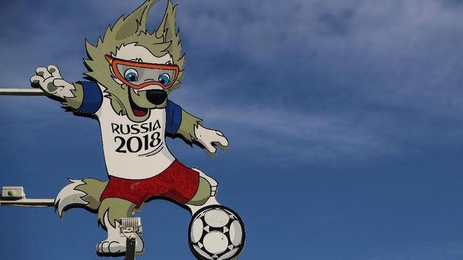 Piala Dunia Dimulai, Tonton Cuplikan Gol di CNNIndonesia.com