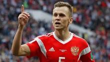 Top Skor Piala Dunia 2018, Cheryshev Sejajar dengan Ronaldo