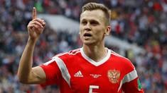 Rahasia Gol 'Cantik' Cheryshev Saat Rusia vs Arab Saudi