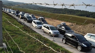 Kecelakaan Lalu Lintas Lebaran 2019 Menurun 65 Persen
