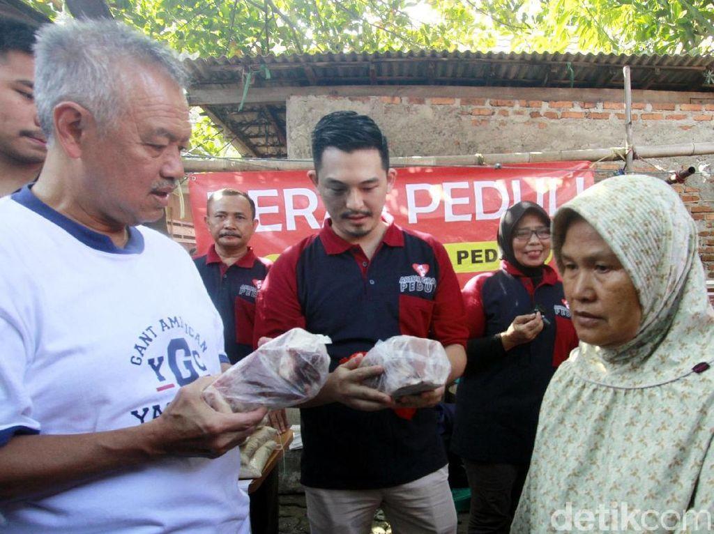 Artha Graha Gelar Pasar Murah Untuk Warga Kurang Mampu