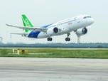 Jet China Saingan Boeing dan Airbus Siap Terbang 2021
