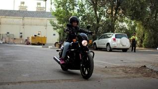 Setelah Mobil, Wanita Arab Saudi Diperbolehkan Naik Motor