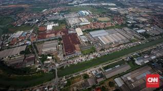 Kawasan Industri Bernilai Rp4,2 T Berdiri di Karawang