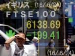 Respons Damai Dagang dan Keputusan ECB, Bursa Eropa Mixed