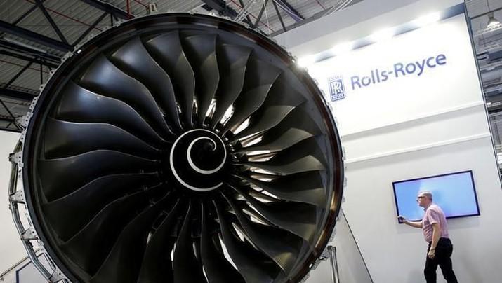Perkuat Kas, Rolls-Royce PHK 4.600 Karyawan