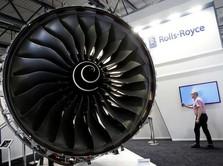 Wah, Rolls Royce Rugi Rp80 Triliun Sepanjang 2020